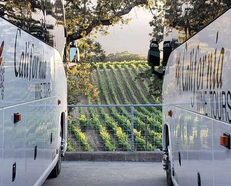 Napa wine tasting tours